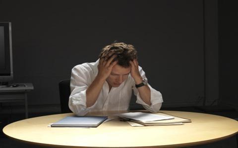 工作壓力自我測評